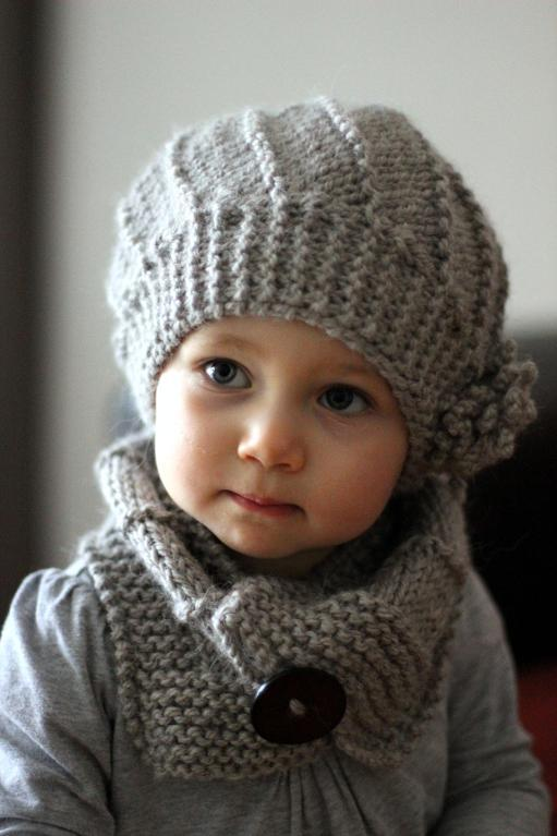 Toddler Knit Hat Patterns Free