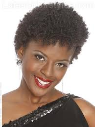 Short Curly Hairstyles for Black Women Over 40, 50