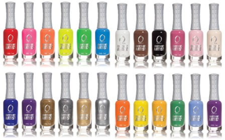 Orly Nail Polish Colors