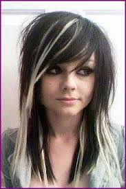 Admirable Latest Blonde And Black Hairstyles 2014 For Girls Hairstyles For Women Draintrainus
