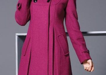 Wool Coats for Women Collection 2021