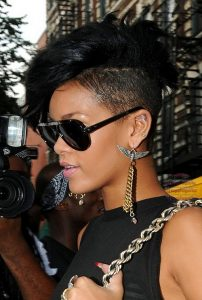 Edgy Hairstyles for African American