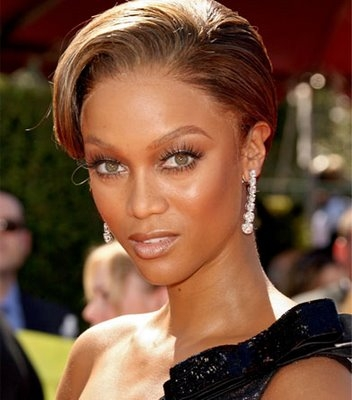 pictures of african american short haircuts