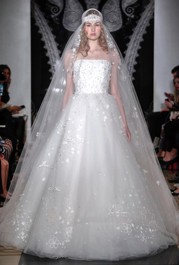 reem acra wedding gowns 2014 prices