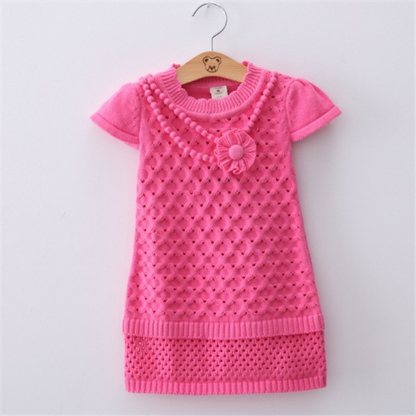 Knitting Patterns For Girl Sweaters : knitted sweater patterns for baby girls - styloss.com