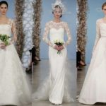 Carolina Herrera Dresses for spring summer Wedding
