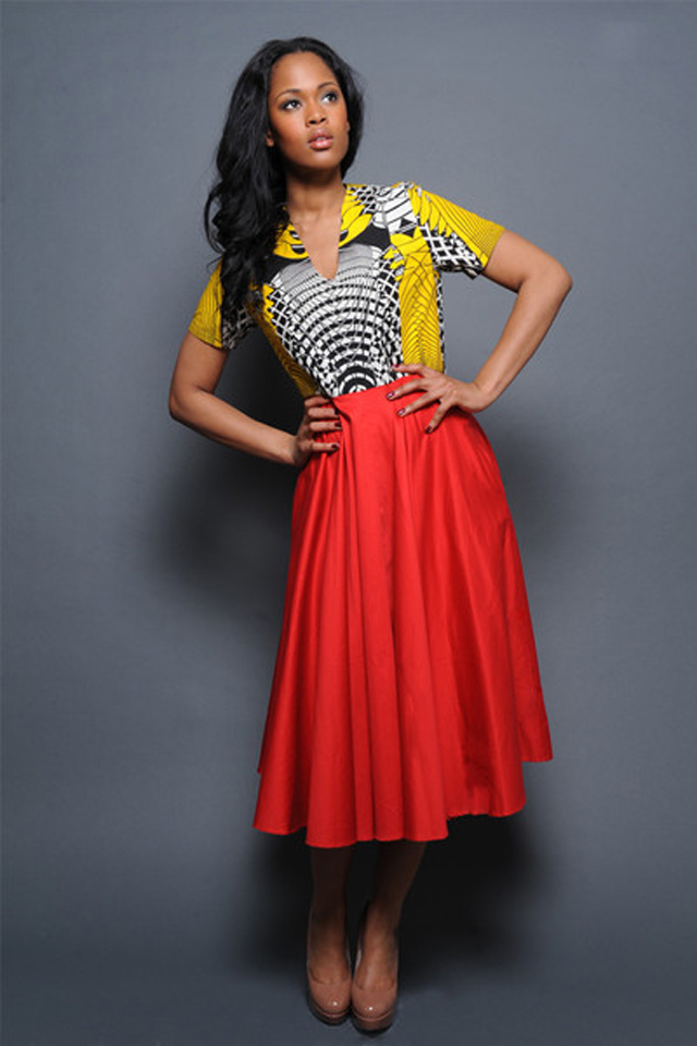 African long skirts and blouses latest designs styloss com