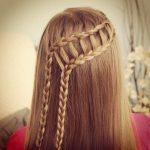 Waterfall Braid Easy Everyday Hairstyles