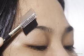 How to Straighten Curly Eyebrow Hairs