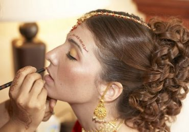 Indian Bridal Hairstyles 2021 for Long Hair