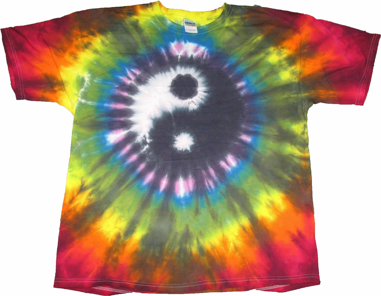 tie dye patterns designs and how to do them