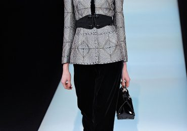 Armani Dresses 2021 Winter Collection New Arrival for Women