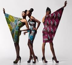 African Wax Print Dresses designs