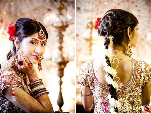 Indian Hair Styles Hair Styles For Indian Bridal