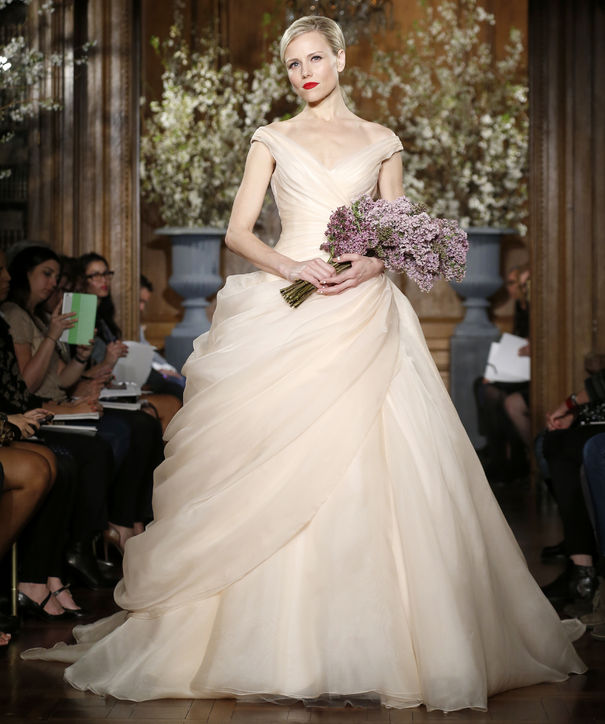 Romona Keveza Bridal Gowns Collection 2014 Spring Wedding Dresses Prices