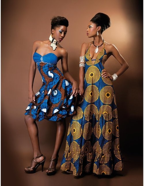 African Bridesmaids Dresses 2018 Designs Trend