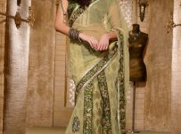 best Hairstyles with and Saree