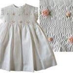 2014 Babies Dress smocked pattern