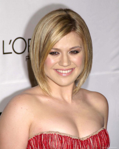Short Hairstyle for fat face Shape - styloss.com