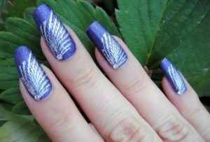 Simple Nail Art Designs 2014