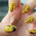 African American Nail Art Designs