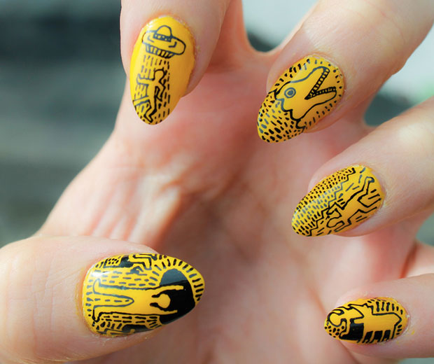 African American Nail Art Designs Styloss