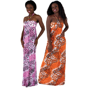African Long Skirts and Blouses Latest Designs