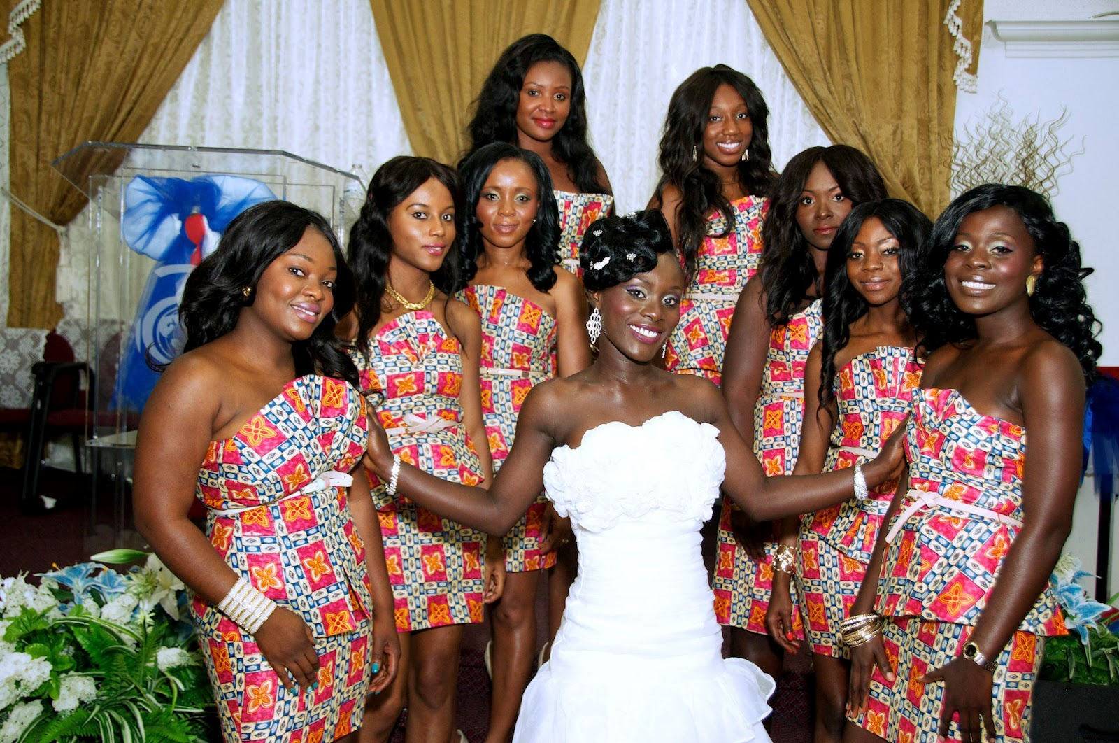 African bridesmaid dresses african bridesmaid dresses 93 ombrellifo Images
