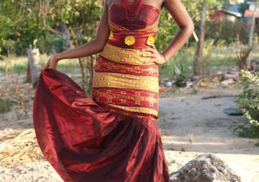 Kitenge Evening Dresses Designers Collection Wear for Ladies