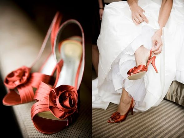 Wedding Gown,Dresses with Bridal Shoes Match Wear