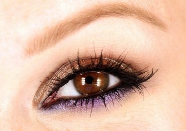 Natural Brown Eye Makeup Tips Step by Step Tutorial Pictures