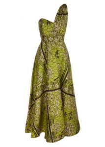 Blossom Maxi Dresses of Green Birds designs