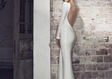 Backless Wedding Dresses 2021 Gown Collection Pictures