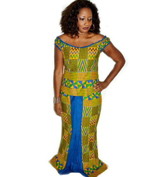 Long dresses designs of african outfits styloss com