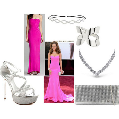 prom dresses shoes wear with purple