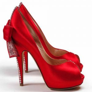 Valentines Day Shoes to Match With Your Dress Up