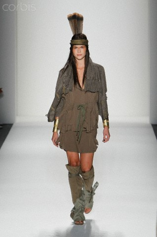 NICHOLAS K Spring Collection at MBFW New York NY Fashion Week 2014