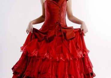 Valentine's Day Red Dresses Collection 2021