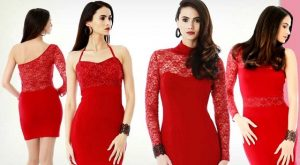 Valentine's Day Red Dresses Collection 2014