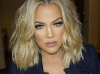 Khloe Kardashian Hair Color