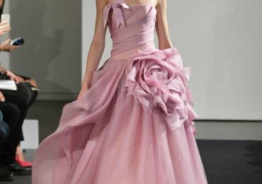 Vera Wang Colored Wedding Gowns, Dresses Collection 2021