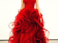 Colored Wedding Gowns, Dresses Vera Wang