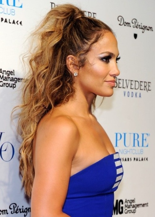Hairstyles Of Jennifer Lopez With Bangs Styloss Com