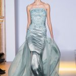 zuhair murad blue lace dress
