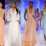Anita Dongre Dresses at Lakme Fashion Week 2014