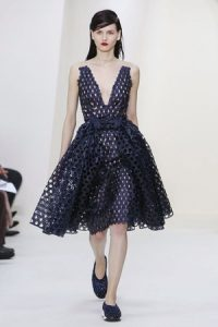 Haute Couture Christian Dior cocktail dresses
