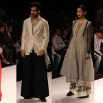 Summer Resort Collection 2014 at Lakme Fashion Week by Krishna Mehta