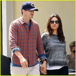 Pregnant 2014 Baby Bump Pictures Mila Kunis