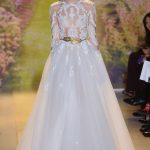 zuhair murad cocktail dress for bridal