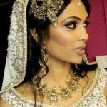 Fancy Head Pieces Bridal Jewelry Design